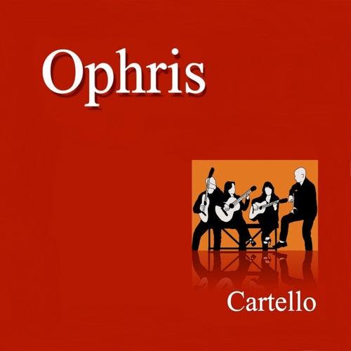 Cartello de Ophris - Guitar Quartet