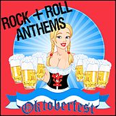 Oktoberfest Rock & Roll Anthems de Various Artists