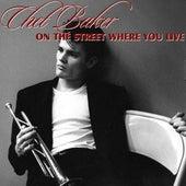 On The Street Where You Live de Chet Baker