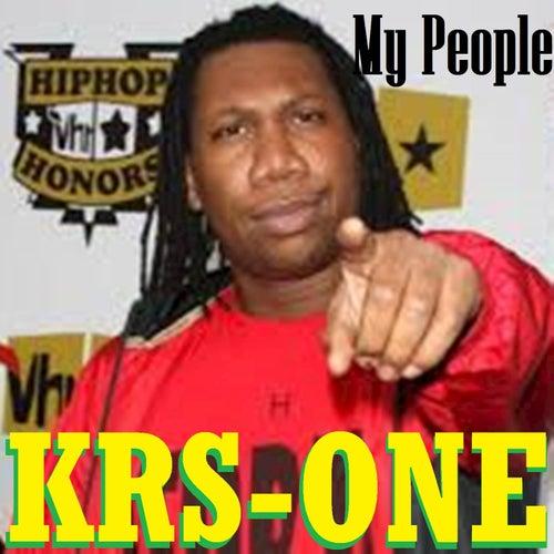 My People von KRS-One