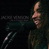 Live at Strange Brew by Jackie Venson