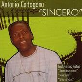 Sincero de Antonio Cartagena