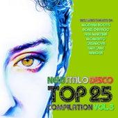 New Italo Disco Top 25 Compilation, Vol. 3 de Various Artists