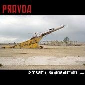 Yuri Gagarin by Pravda