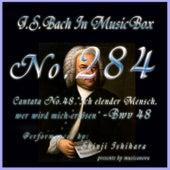 Cantata No. 48, ''Ich elender Mensch, wer wird mich erlosen'', BWV 48 by Shinji Ishihara