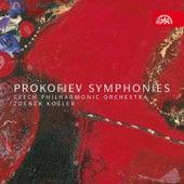 Prokofiev: Symphonies by Czech Philharmonic Orchestra