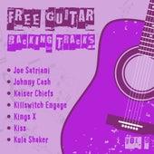 Free Guitar Backing Tracks, Vol. 9 by Pop Music Workshop