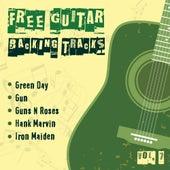 Free Guitar Backing Tracks, Vol. 7 by Pop Music Workshop