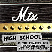 High School Is the Penalty for Transgressions yet to Be Specified by Mr. T Experience