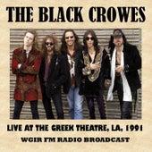 Live at the Greek Theatre, La, 1991 (FM Radio Broadcast) de The Black Crowes