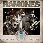 Live 1977 / Live 1979 by The Ramones
