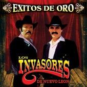 Exitos de Oro de Los Invasores De Nuevo Leon