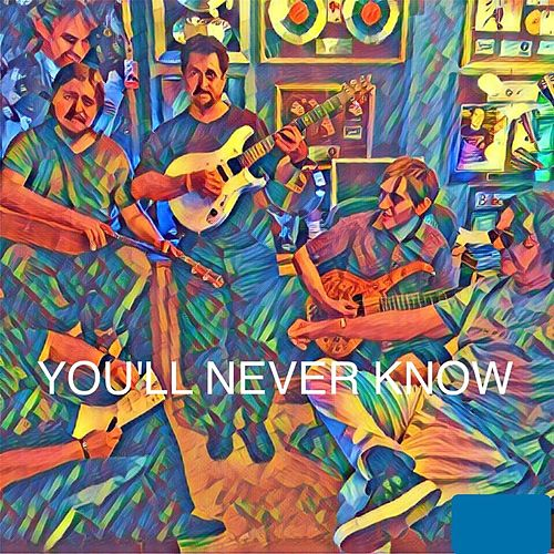 You'll Never Know by Peter Frank Santovito
