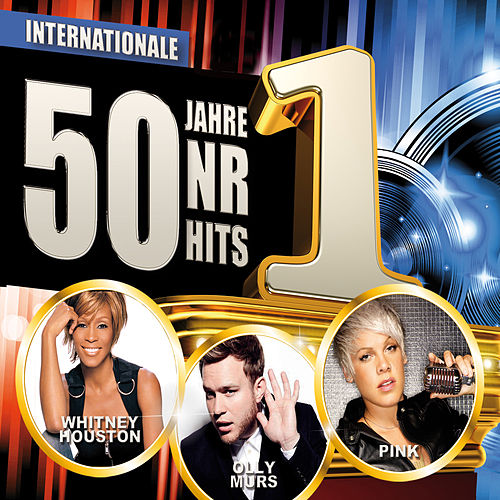 50 Jahre - Die internationalen Hits von Various Artists