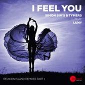 I Feel You (Reunion Island Remixes, Pt. 1) de Simon Sim's & Tymers