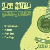 Free Guitar Backing Tracks, Vol. 13 by Pop Music Workshop