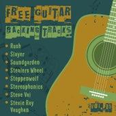Free Guitar Backing Tracks, Vol. 15 by Pop Music Workshop