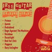 Free Guitar Backing Tracks, Vol. 14 by Pop Music Workshop