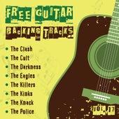Free Guitar Backing Tracks, Vol. 17 by Pop Music Workshop
