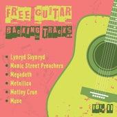 Free Guitar Backing Tracks, Vol. 11 by Pop Music Workshop