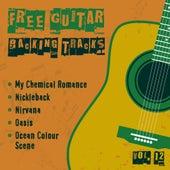 Free Guitar Backing Tracks, Vol. 12 by Pop Music Workshop