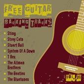 Free Guitar Backing Tracks, Vol. 16 by Pop Music Workshop