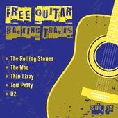 Free Guitar Backing Tracks, Vol. 18 by Pop Music Workshop