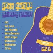 Free Guitar Backing Tracks, Vol. 19 by Pop Music Workshop