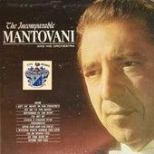 The Incomparable Mantovani von Mantovani & His Orchestra