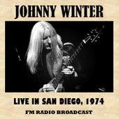 Live in San Diego, 1974 (FM Radio Broadcast) de Johnny Winter