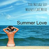 Summer Love - Pure Massage Sexy Wellness Café Music with Piano Lounge Instrumental Chillout Sounds von Various Artists