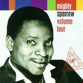 Volume 4 by The Mighty Sparrow