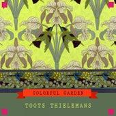Colorful Garden von Toots Thielemans