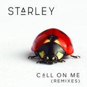 Call On Me (Remixes) de Starley