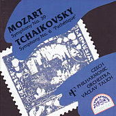 Mozart: Symphony No. 39 - Tchaikovsky: Symphony No. 6 by Czech Philharmonic Orchestra