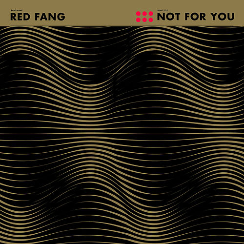 Not for You - Single by Red Fang