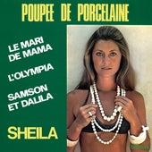 Poupée de porcelaine by Sheila