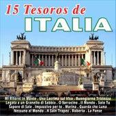 15 Tesoros de Italia by Various Artists