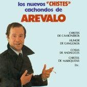 Los Nuevos Chistes Cachondos de Arevalo, Vol. 4 de Arévalo