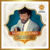 Les plus grands succès du martyr kabyle [Original Masters] by Lounes Matoub