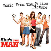 She's the Man (Music from the Motion Picture) de Various Artists
