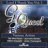 Lord I Thank You Vol. 1 by Various Artists