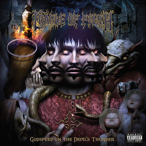 Godspeed On The Devil's Thunder by Cradle of Filth