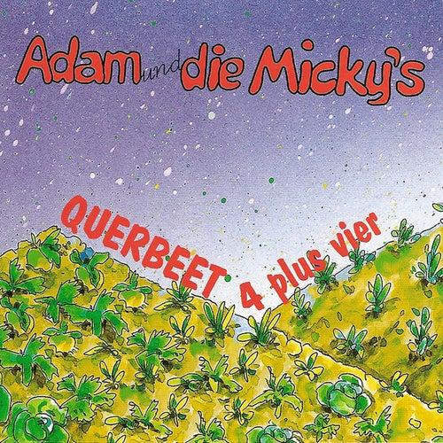 Querbeet 4 plus vier by Adam und Die Micky''s