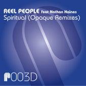 Spiritual (Opaque Remixes) de Reel People