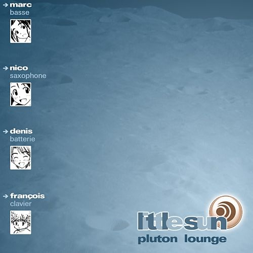 Pluton Lounge by Little Sun
