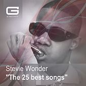 The 25 Best Songs de Stevie Wonder