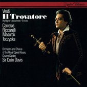 Verdi: Il Trovatore (Highlights) by Sir Colin Davis
