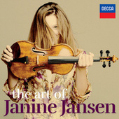 The Art Of Janine Jansen van Janine Jansen