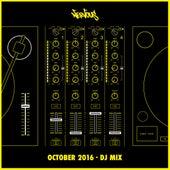 Nervous October 2016 - DJ Mix by Various Artists